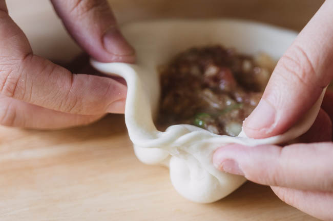 Chinese beef meat pie|chinasichuanfood.com