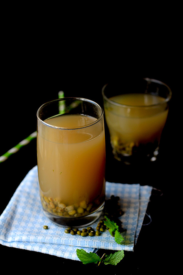 Healthy Chinese Mung Bean Soup