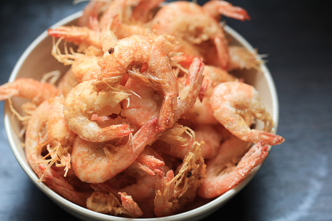 peppercorn shrimp recipe sang yoon food wine sichuan peppercorn shrimp ...