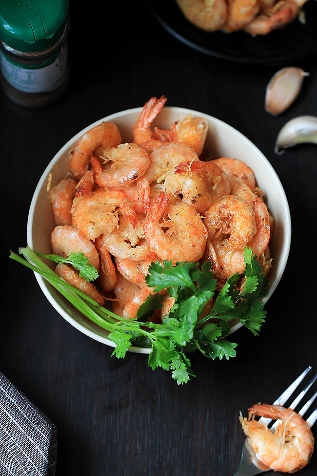 ... peppercorn shrimp recipe sang yoon food wine sichuan peppercorn shrimp