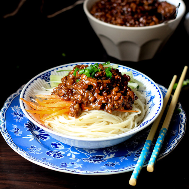 Recipes For Chinese Food With Noodles