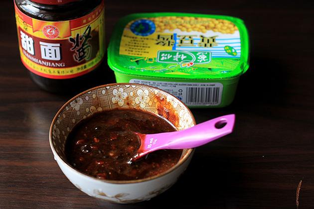 Minced Pork Noodles—Zha jiang mian is a famous noodle dish across ...
