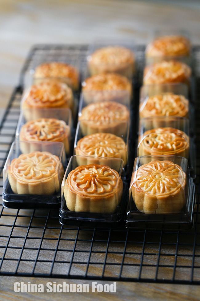 Mooncakes |China Sichuan Food
