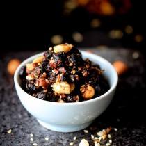 Black Bean Sauce—Homemade Spicy Version