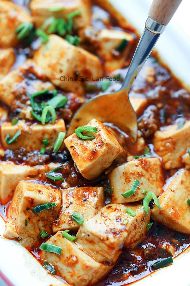 Mapo Tofu Recipe – China Sichuan Food