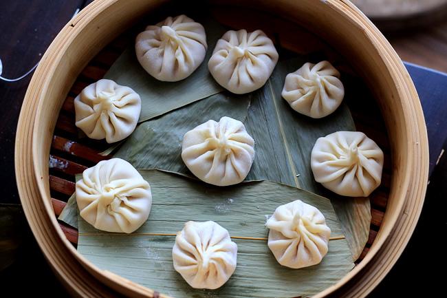 Xiao Long Bao— Soup Dumplings | China Sichuan Food