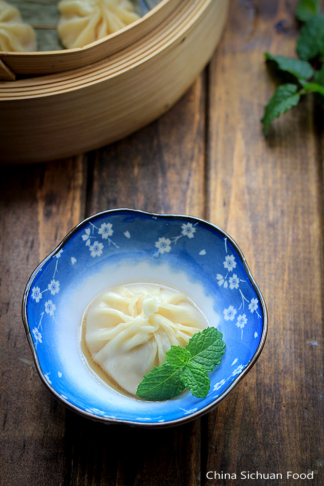 Xiao Long Bao—Chinese Soup Dumpling