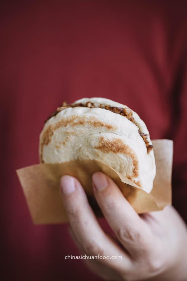 Rou Jia Mo, Chinese hamburger|ChinaSichuanfood.com