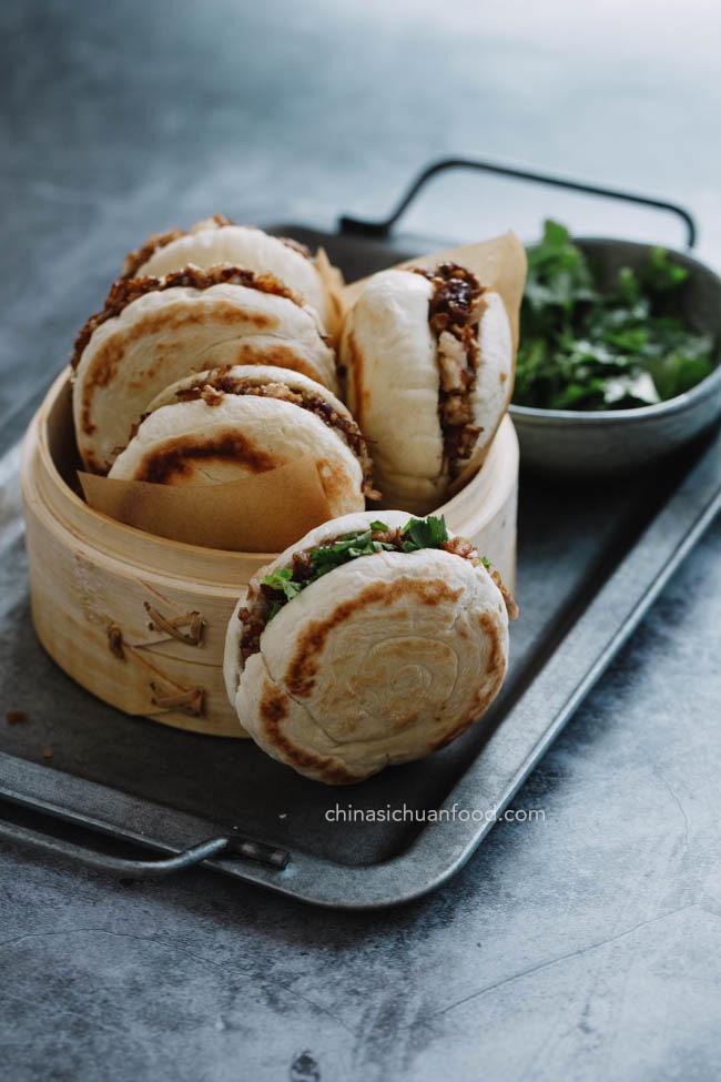Rou Jia Mo|ChinaSichuanfood.com