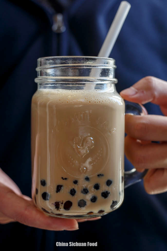 boba milk tea| chinasichuanfood.com