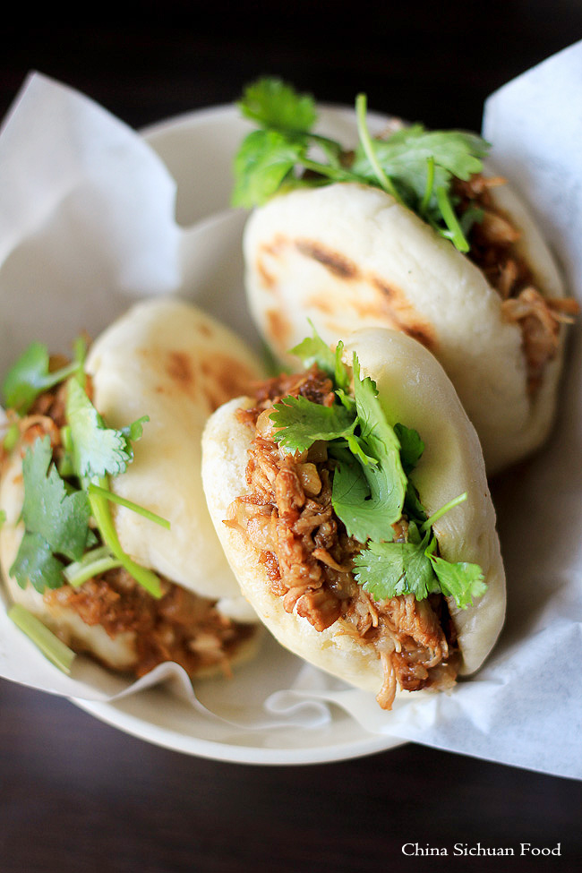 Chinese Hamburger(Rou Jia Mo)-Pork Belly Buns – China Sichuan Food