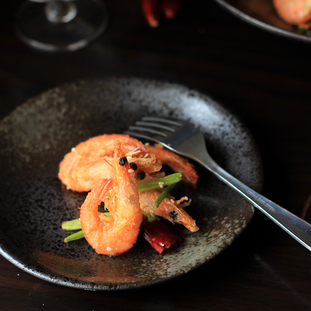 Szechuan Shrimp—Spicy Crispy Shrimp – China Sichuan Food