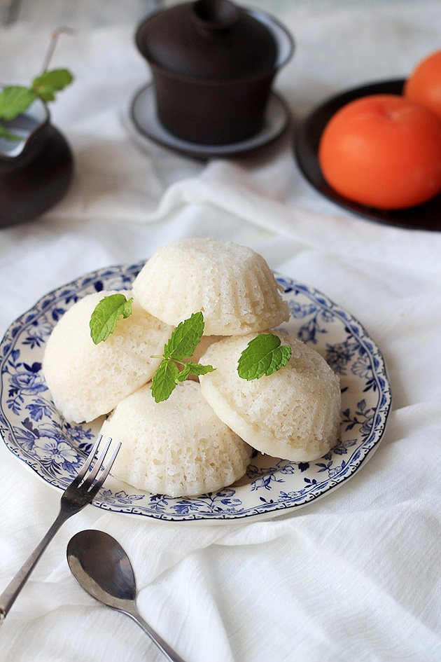 steamed rice cake