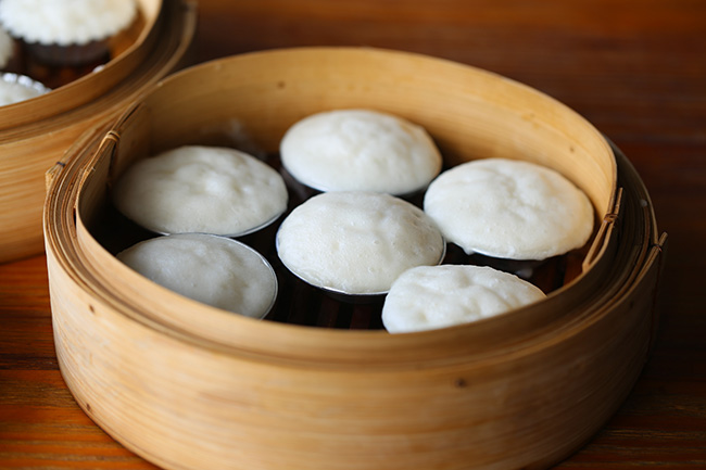 steamed rice cake-rice fa gao