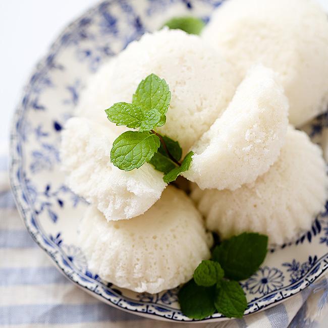 Steamed Rice Cake-Rice Fa Gao   China Sichuan Food