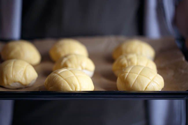Pineapple buns|chinasichuanfood.com