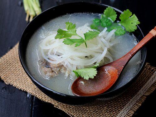 Chinese Fish Soup China Sichuan Food