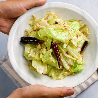 Chinese style cabbage stir fry|chinasichuanfood.com