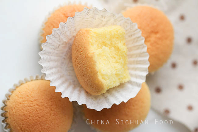 Chinese Sponge Cake Recipe Youtube