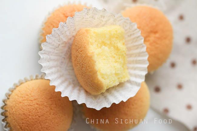 Chinese egg cake