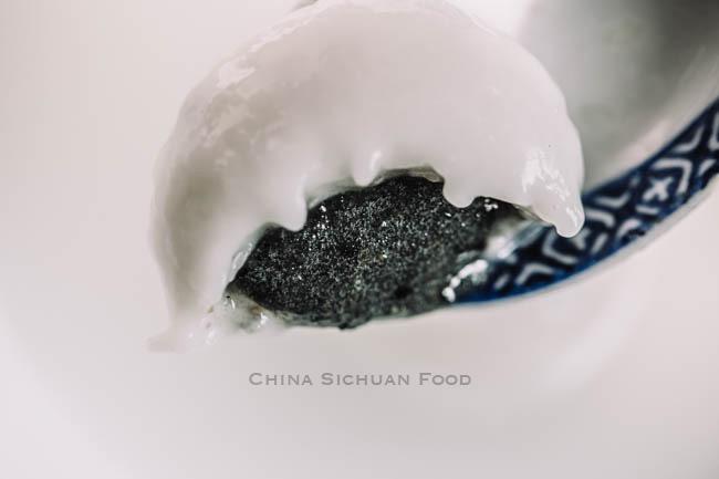 black sesame tang yuan|chinasichuanfood.com