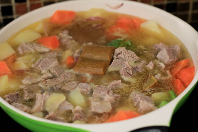 Here we are! Easy and perfect Chinese style curry beef stew.