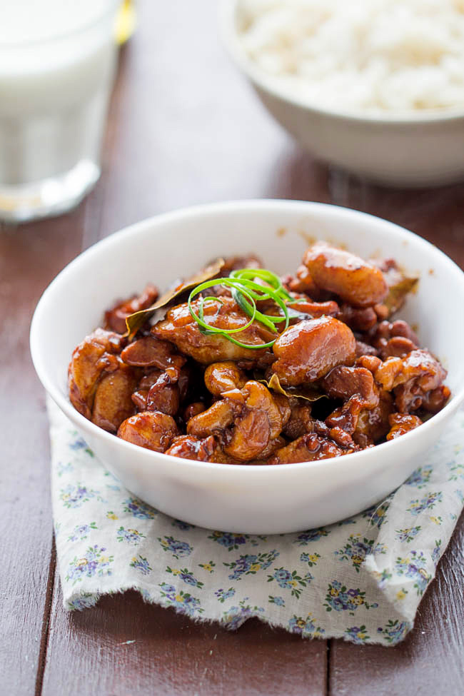 Filipino Chicken Adobo – China Sichuan Food
