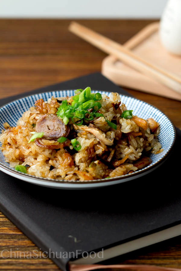 Chinese Sticky Rice Recipes-Two Ways