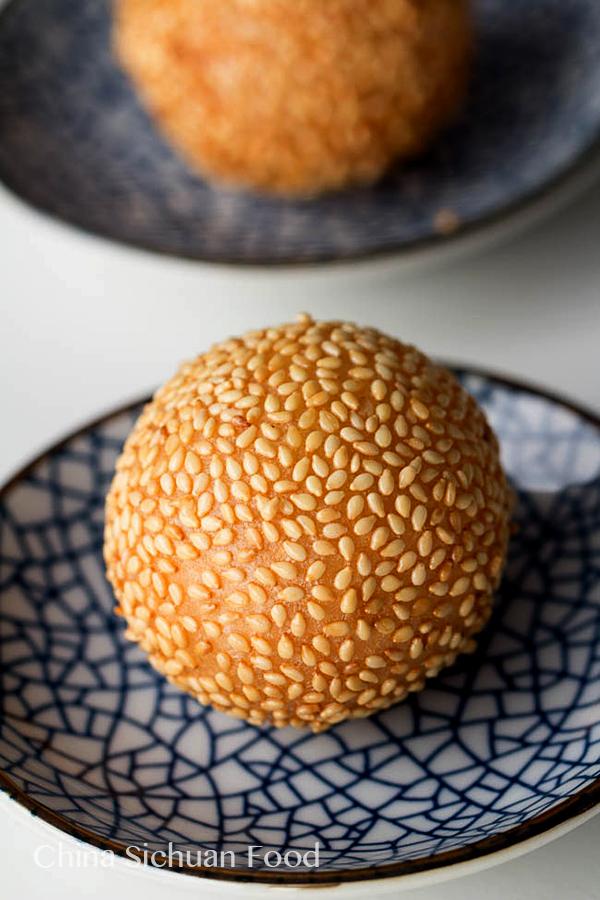 Chinese sesame ballsChinese sesame balls