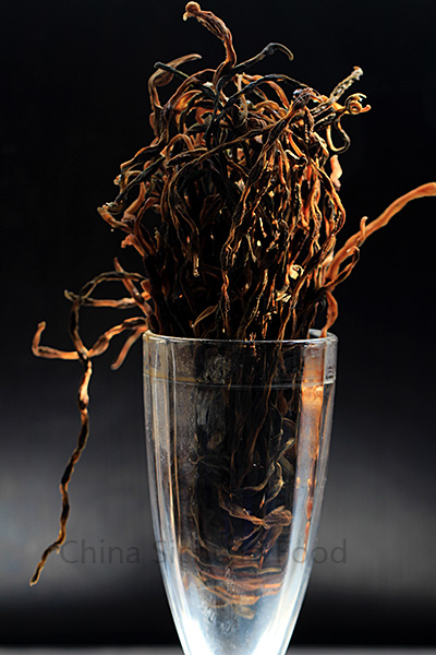 Chinese long beans-dried version
