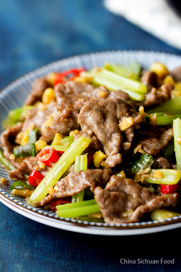 Beef and Pepper Stir-Fry forecasting