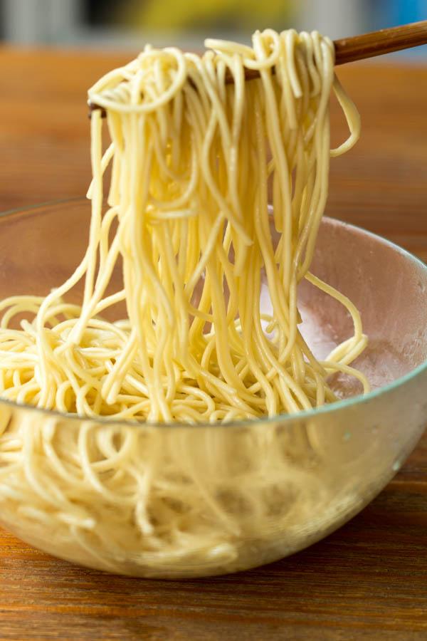 Sichuan Cold Noodles