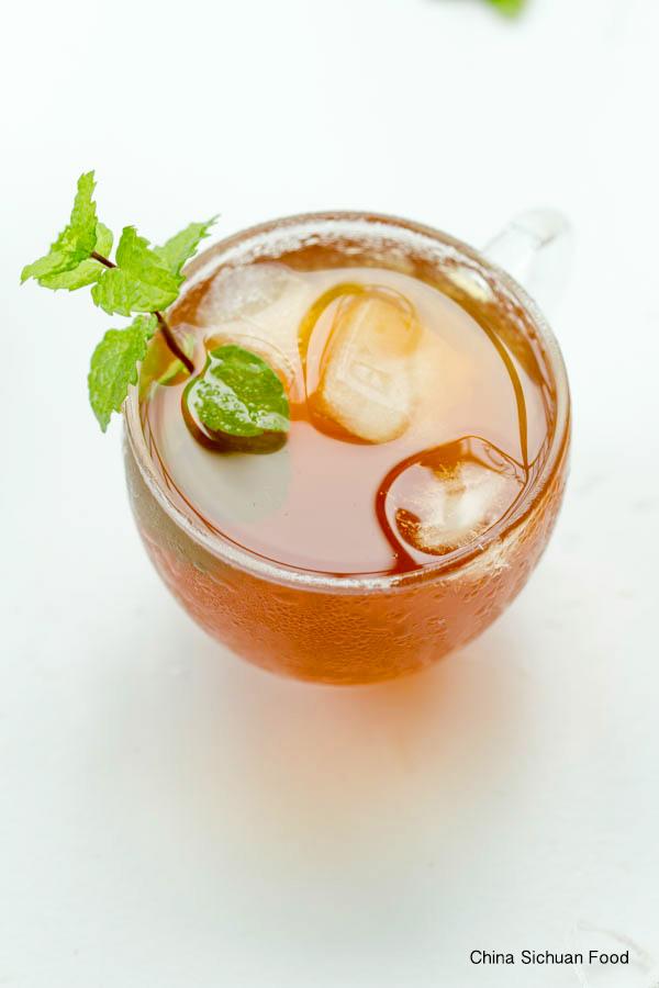healthy winter melon tea