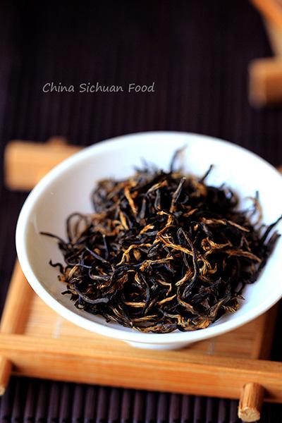Chinese tea--Jinjunmei