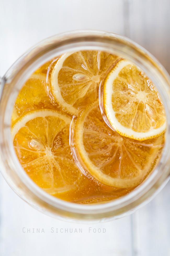 Lemon in chinese