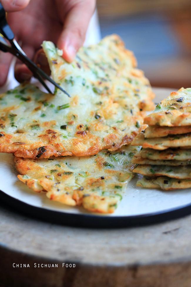 Chinese Scallion Pancake—Simplified Version | China ...