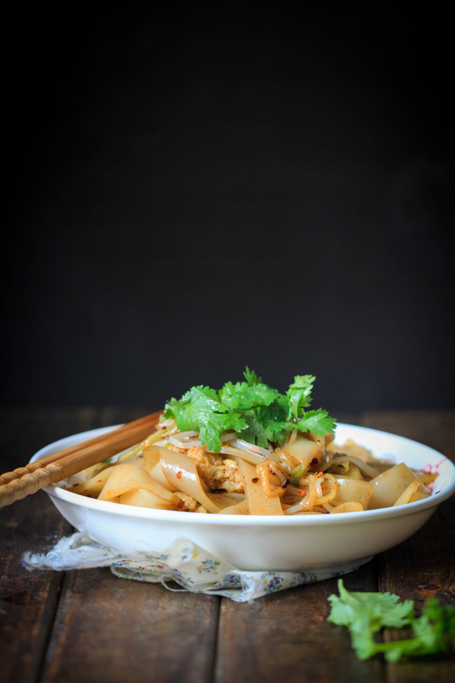 Liangpi--Shangxi Cold Skin Noodles