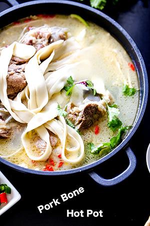 Chinese hot pot e-cookbook-cantonese creamy pork bone hot pot-3 copy 300