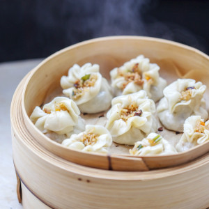 Siu Mai Recipe (Shao Mai) with Sticky Rice