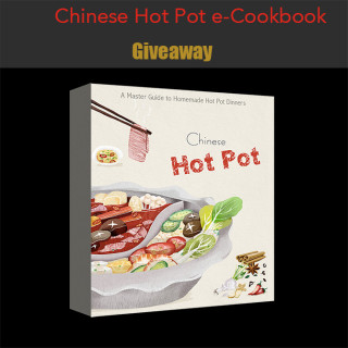 Chinese Hot Pot e-Cookbook Introduction & Giveaway {Closed}