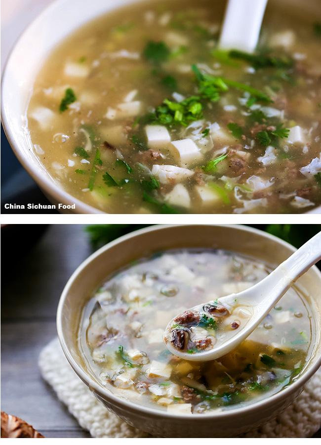 west lake beef soup