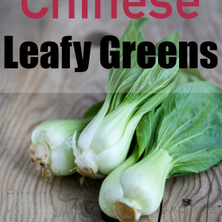 An Introduction to Chinese Vegetables