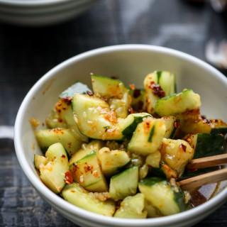 Best asian cucumber salad