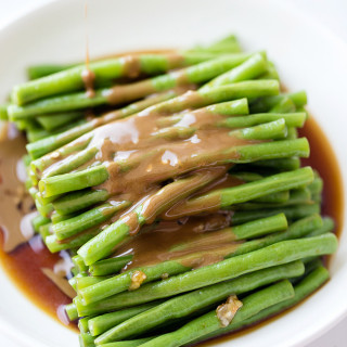 Sesame Chinese Long Beans