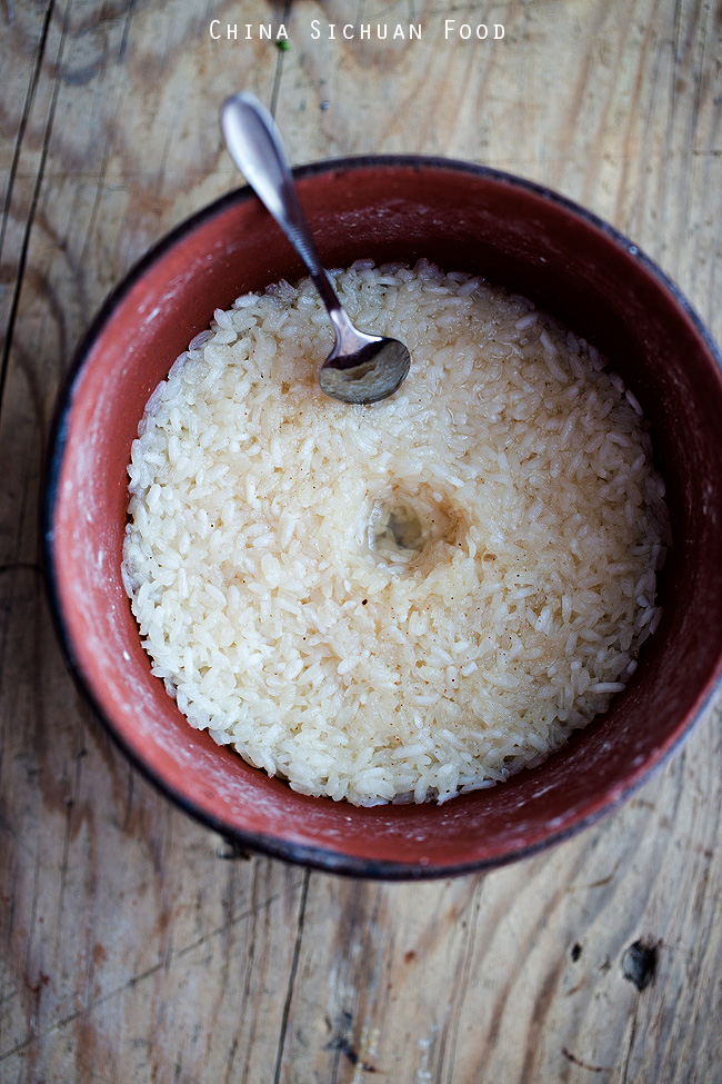 Chinese fermented rice, Jiu Niang