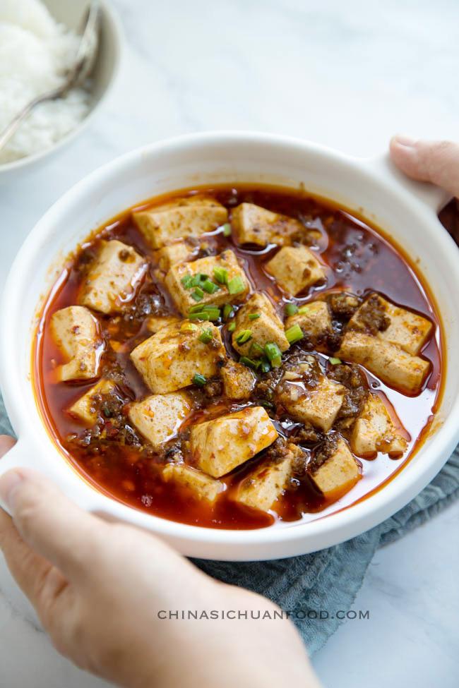 mapo tofu|chinasichuanfood.com
