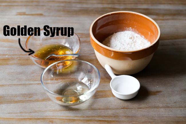 mooncake ingredients|golden syrup