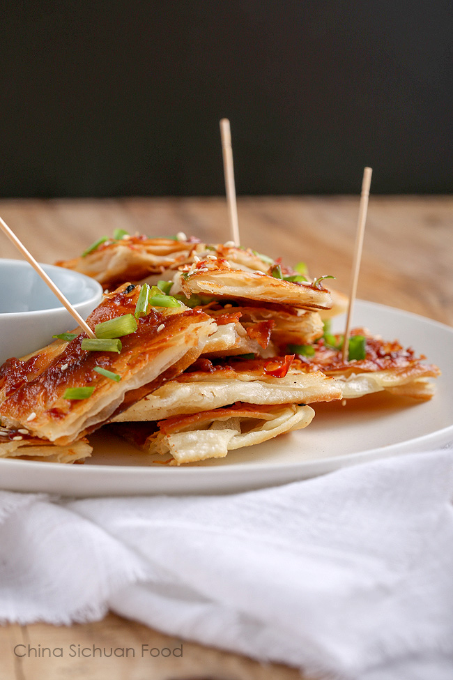 Spiced Multi-layer Chinese Pancake