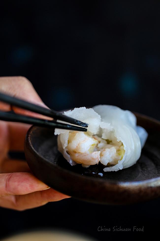 Har Gow, dim sum dumplings|China Sichuan Food