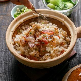 Hong Kong Style Clay Pot Rice
